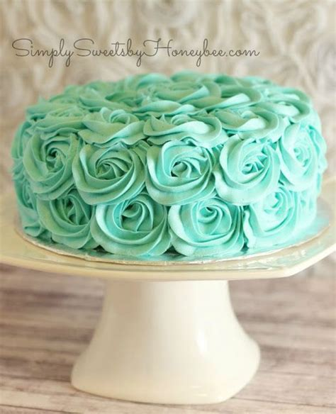 25 best ideas about easy cake decorating on