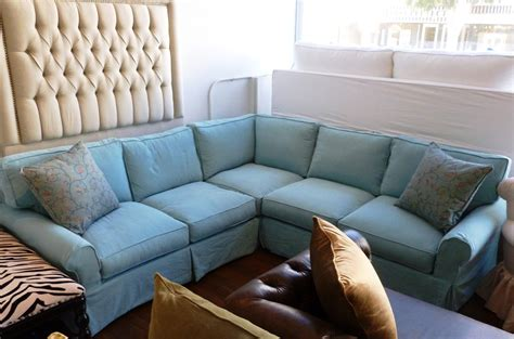 How To Make Slipcover For Sectional Sofa by Stretch Slipcovers For Sectional Sofas Home Furniture Design