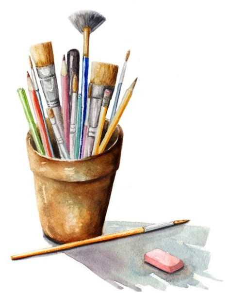 Painting Supplies by Watercolor Supplies Painting Paint Brushes Tools