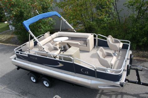 used pontoon boats for sale grand rapids mn factory direct pontoon boats new 20 ft grand island