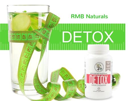 R Detox by Detox And Cleanse Rmb Naturals