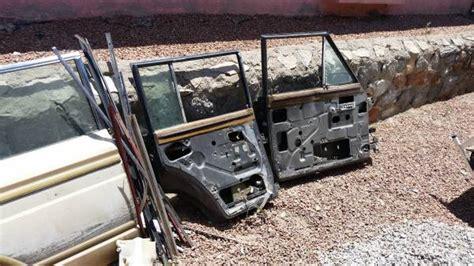 Jeep Parts El Paso 1986 Jeep Grand Wagoneer V8 Auto For Sale In El Paso
