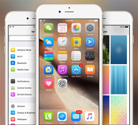 themes for iphone ios 9 25 best ios 9 themes for your iphone