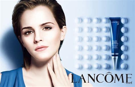 emma watson commercial lancome blanc expert emma watson photo 33353054 fanpop