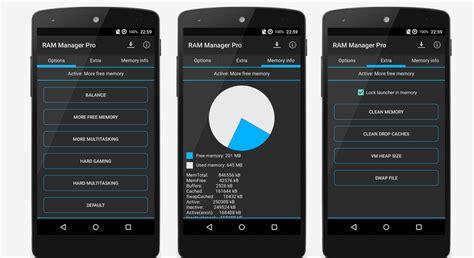 ram manager pro apk تحميل ram manager pro v7 5 1 apk تحميل جميع البرامج