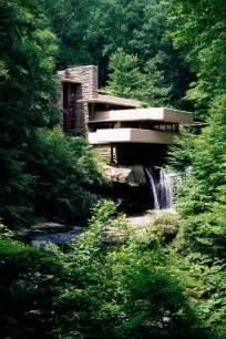 Fallingwater by Frank Lloyd Wright Fallingwater House Car Interior Design