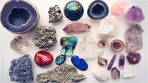 my gemstone collection smaller pieces