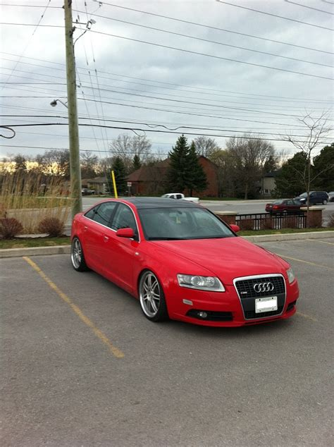 my audi c6 with coilovers audi forum audi forums for