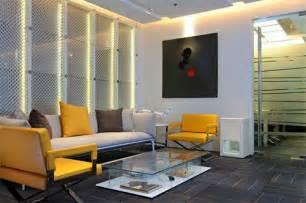 Interior Design Office Reception Area Concept Guest House Reception Design