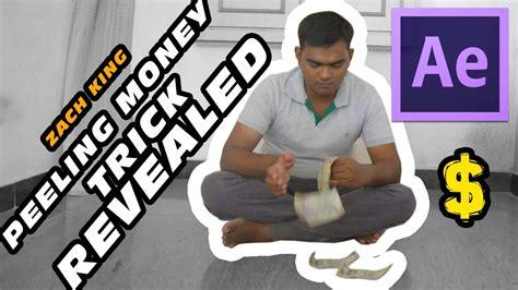 tutorial after effect zach king zach king money peeling vine after effects tutorial arun