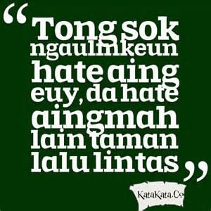 kata kata cinta bahasa sunda kasar tutorial gombal indonesia