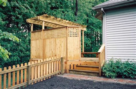 pergola with privacy top pergola with privacy fence images for tattoos