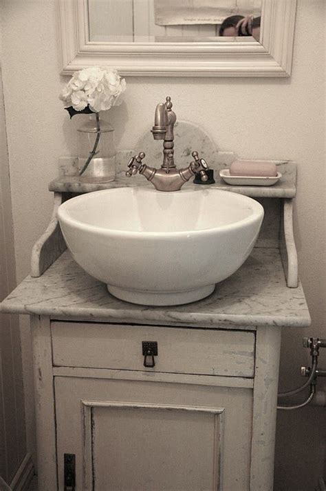 bathroom vanity ideas sink best 25 vessel sink vanity ideas on small