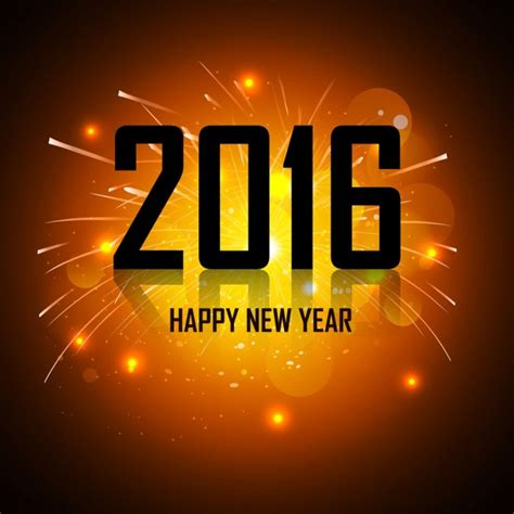 new year 2016 singapore wishes new year 2016 glowing greeting vector free
