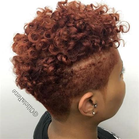 long front short back for natural african hair 40 cute tapered natural hairstyles for afro hair