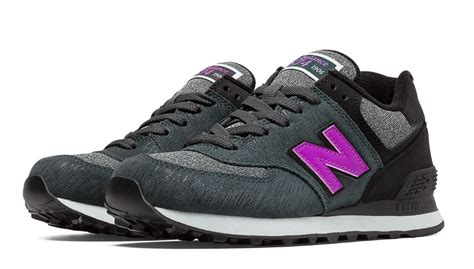 Jual New Balance 574 Black new balance 574 grey black