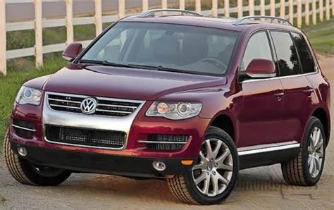 volkswagen touareg 2008 2008 volkswagen touareg 2 information and photos