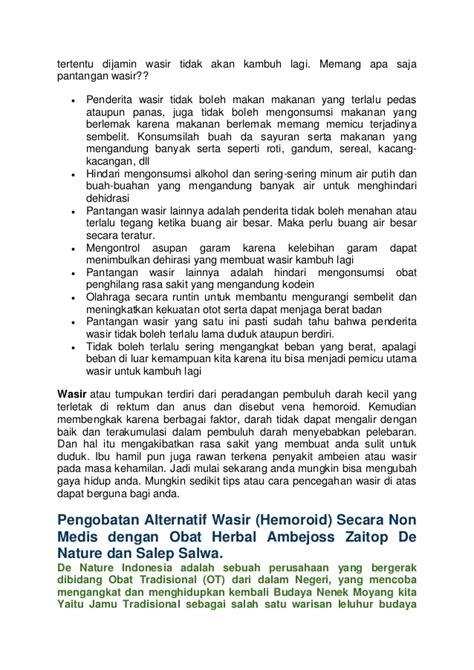 Obat Herbal Wasir Stadium 3 ambe joss plus salep obat wasir stadium 3 dan 4