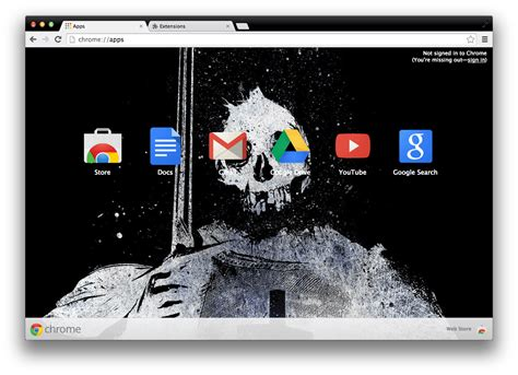 chrome themes white google chrome theme white knight my cyber universe