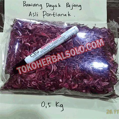 Bawang Dayak Asli Dari Kalimantan bawang dayak asli pontianak toko herbal