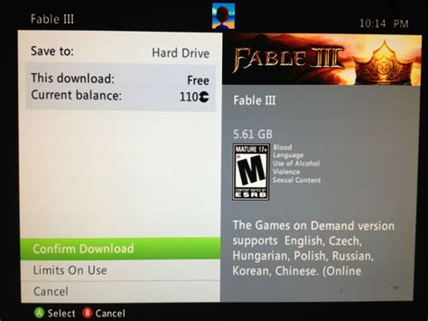 Can I Pay For Xbox Live With A Gift Card - fable iii free for xbox live gold members hint at monthly free games like psn tomodom