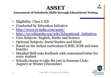Assets Search List Of All Competitive Exams At School Level
