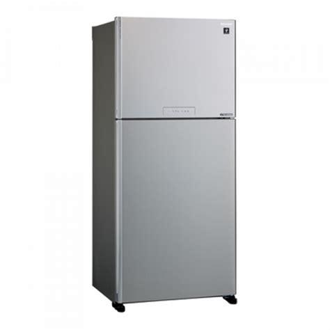 frigoriferi sharp 2 porte sharp frigorifero 2 porte sjxg690msl