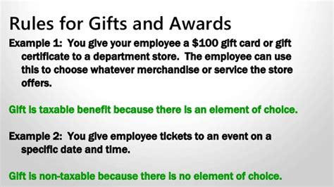 Accounting For Gift Cards Given To Employees - are gifts to employees taxable gift ftempo