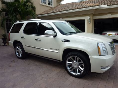 where to buy car manuals 2008 cadillac escalade regenerative braking sell used 2008 cadillac escalade platinum in houston texas united states for us 17 000 00
