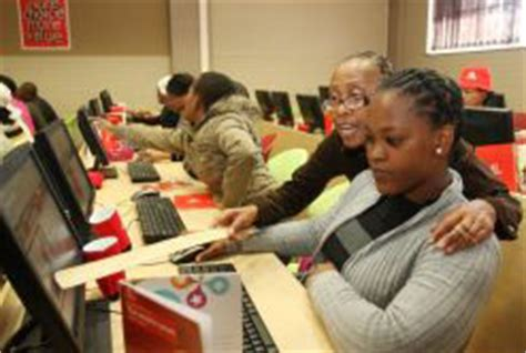 vodacom youth skills development programme education goes mobile with vodacom brand south africa