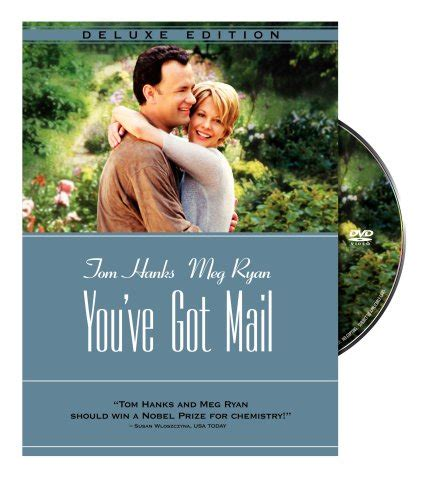 Youve Got Mail 1998 Film Sleepless In Seattle You Ve Got Mail Double Feature 1993 1998 R1 Custom