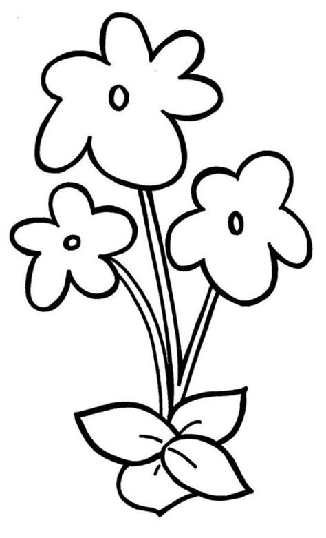 preschool coloring pages of flowers pin by becky wammack on shut in cards pinterest