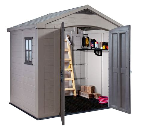 Outdoor Plastic Shed Storage