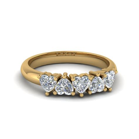 Womens Rings by S Yellow Gold Rings Wedding Promise
