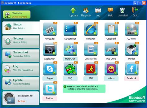 pc spy keylogger full version free download ecodsoft keylogger 2 3 16 free download
