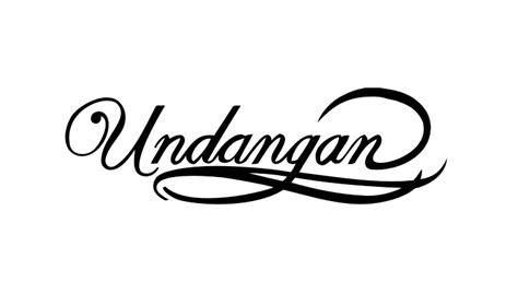 desain gambar tulisan contoh banner yang keren fontoh