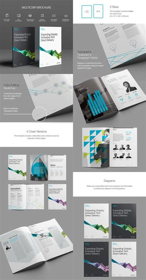 1000 images about brochure designs on