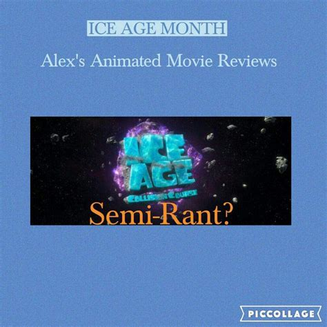 film semi colossal movie review 35 ice age collison course ice age month
