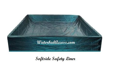 Pillow Top Waterbed Mattress by Softside Waterbed W Organic Cotton Pillow Top