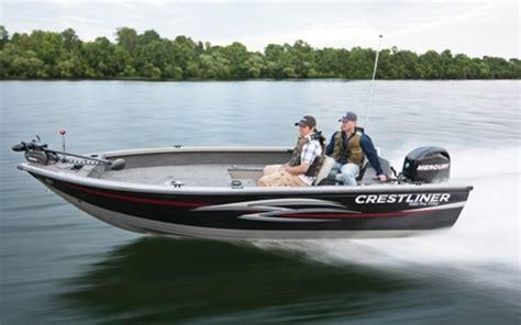 crestliner vs ranger aluminum boats crestliner 1650 pro tiller 2014 essais nouvelles
