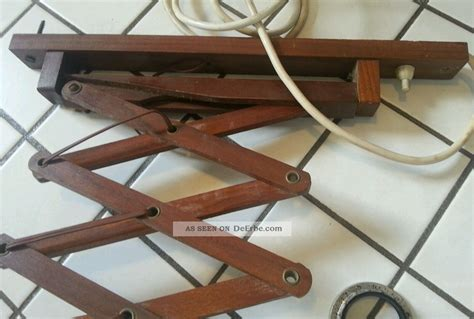 wandleuchte designklassiker scherenle holz wandle wandleuchte designklassiker
