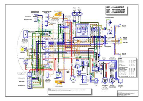 r100rs rt wiring diagram