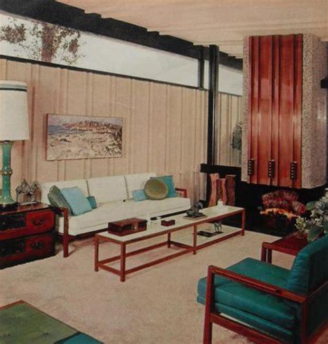 sixties home decor 60s classic interior decor at srta jara modern living