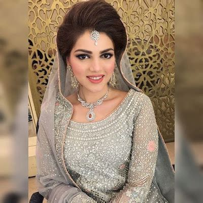 bridal hairstyles in pakistan stylish and trendy pakistani bridal wedding hairstyle