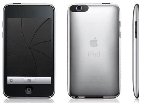 ipod con camara ipod touch con c 225 mara de fotos un rumor que cobrar 237 a