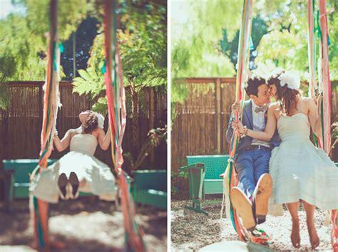 1 backyard wedding ideas once wed