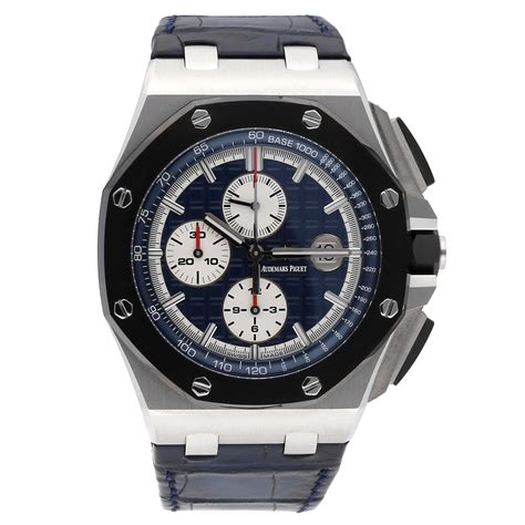 Audemars Piguet Royal Offshore 1 ap royal oak offshore chronograph 26401po oo a018cr 01