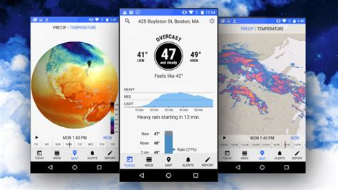 sky weather app for android sky the up to the minute weather app finally arrives on android