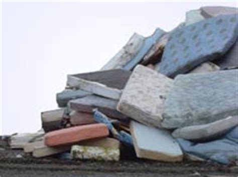 Waste Management Mattress Drop by Mattress Recycling Disposal Linkup King County Solid Waste Division