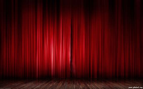black stage drapes red curtain wallpaper wallpapersafari